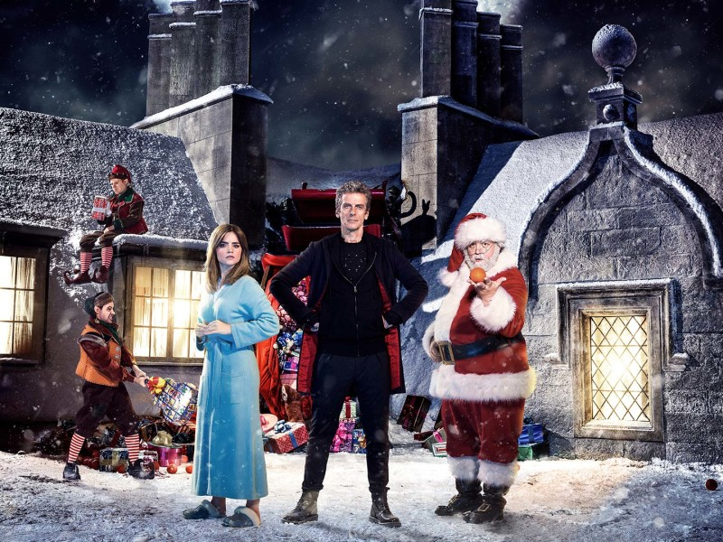 Doctor Who – 'Last Christmas' (Photo: BBC)