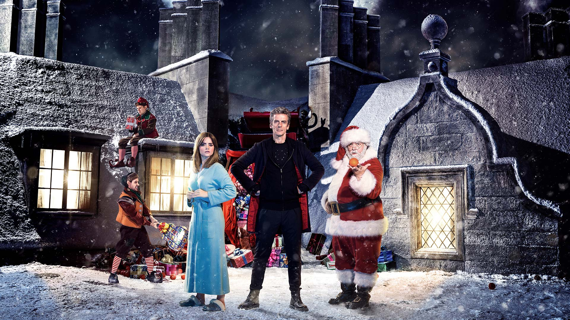 Doctor Who - 'Last Christmas' (Photo: BBC)