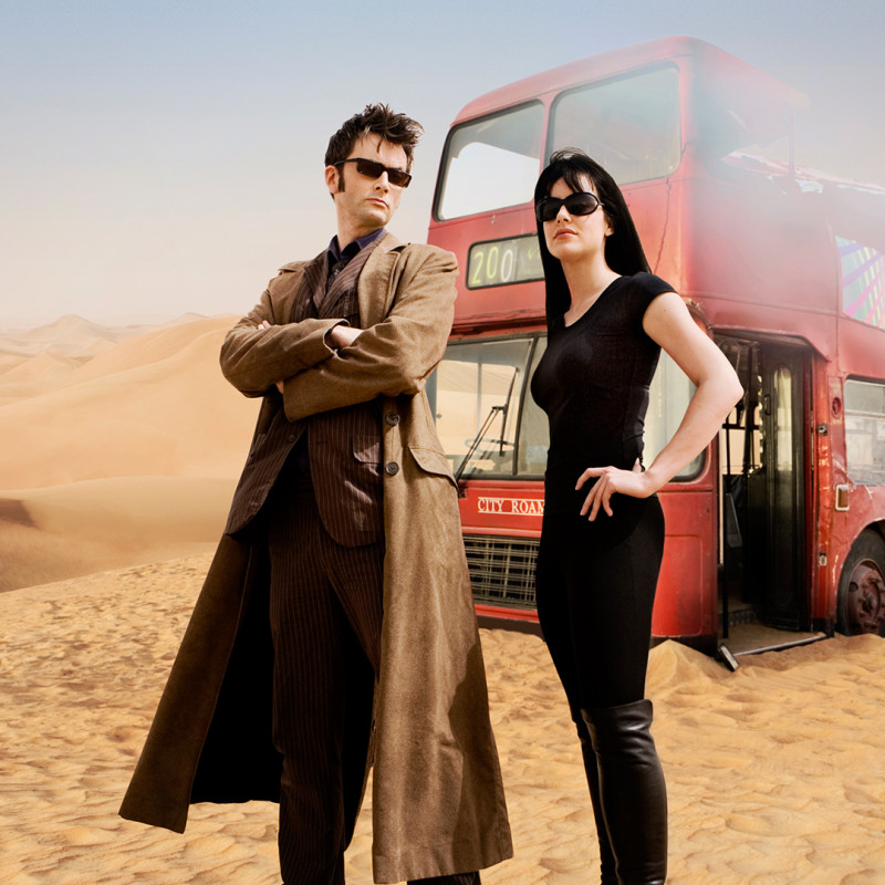 Season 4 | Doctor Who | BBC America