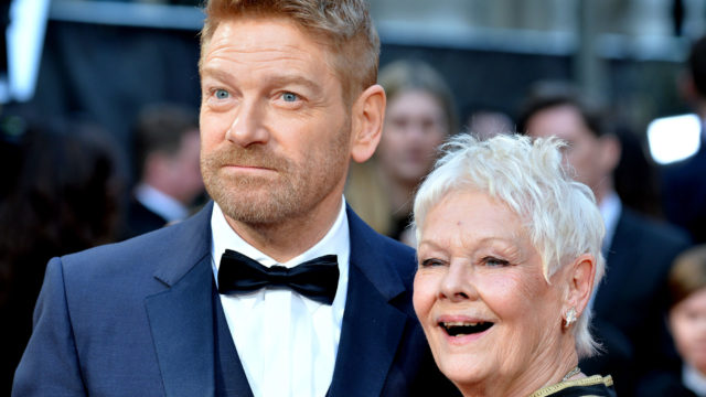 Kenneth Branagh Judi Dench