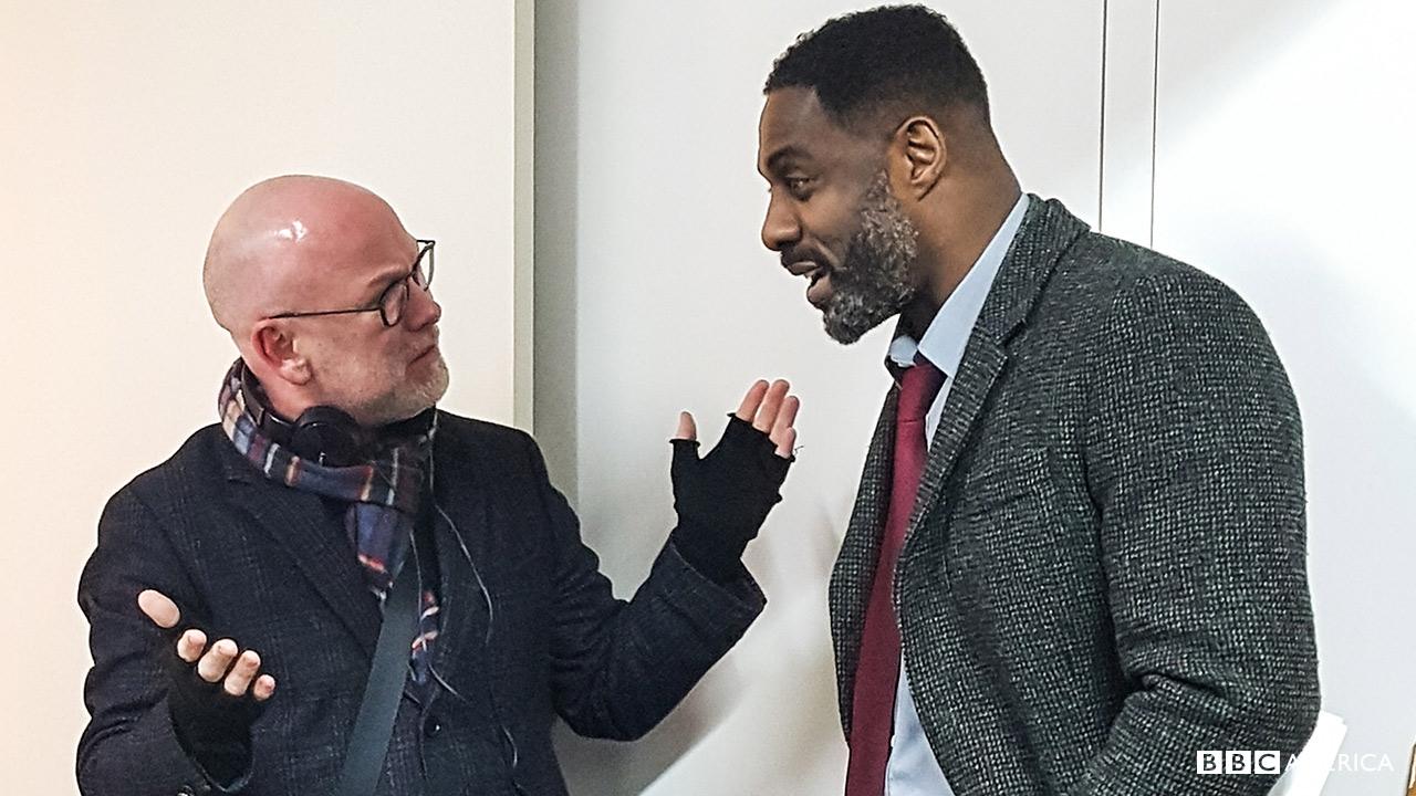 Idris Elba's 'Luther' Casts BAFTA Winner Wunmi Mosaku