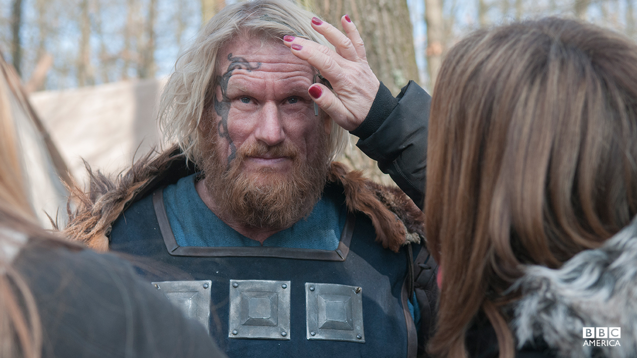 The Last Kingdom Behind The Scenes Bbc America