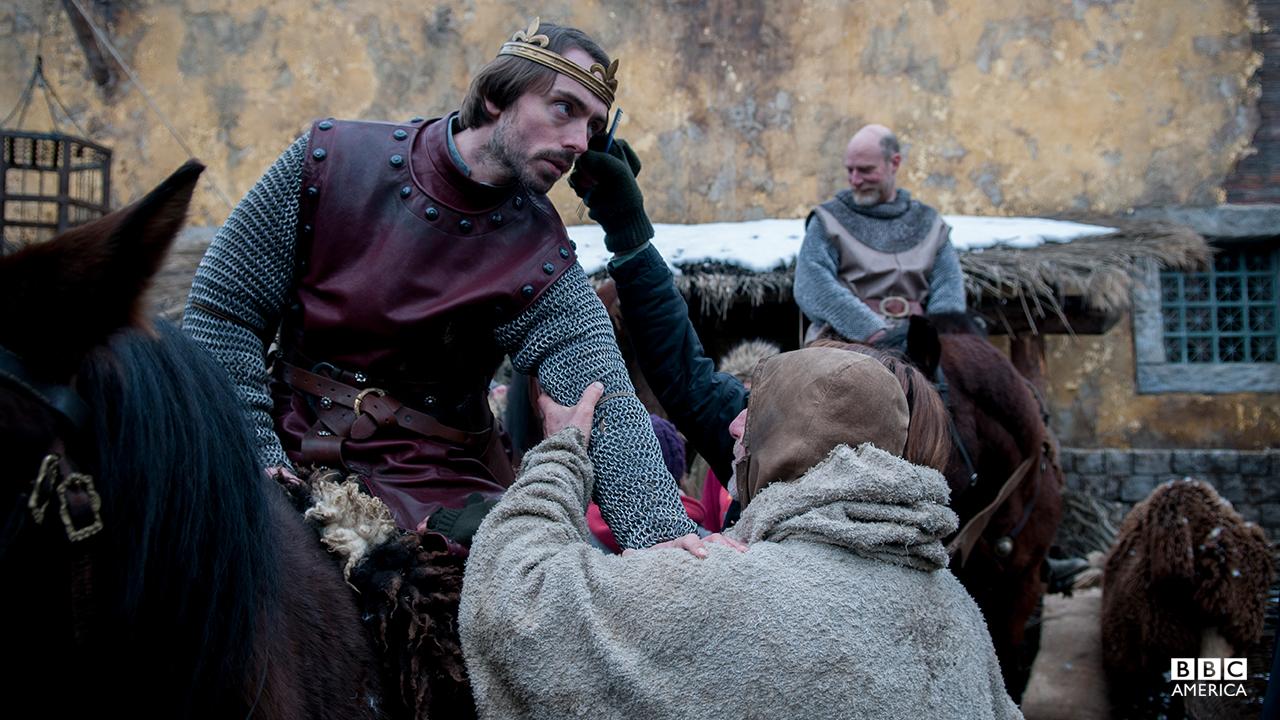 David Dawson (King Alfred).