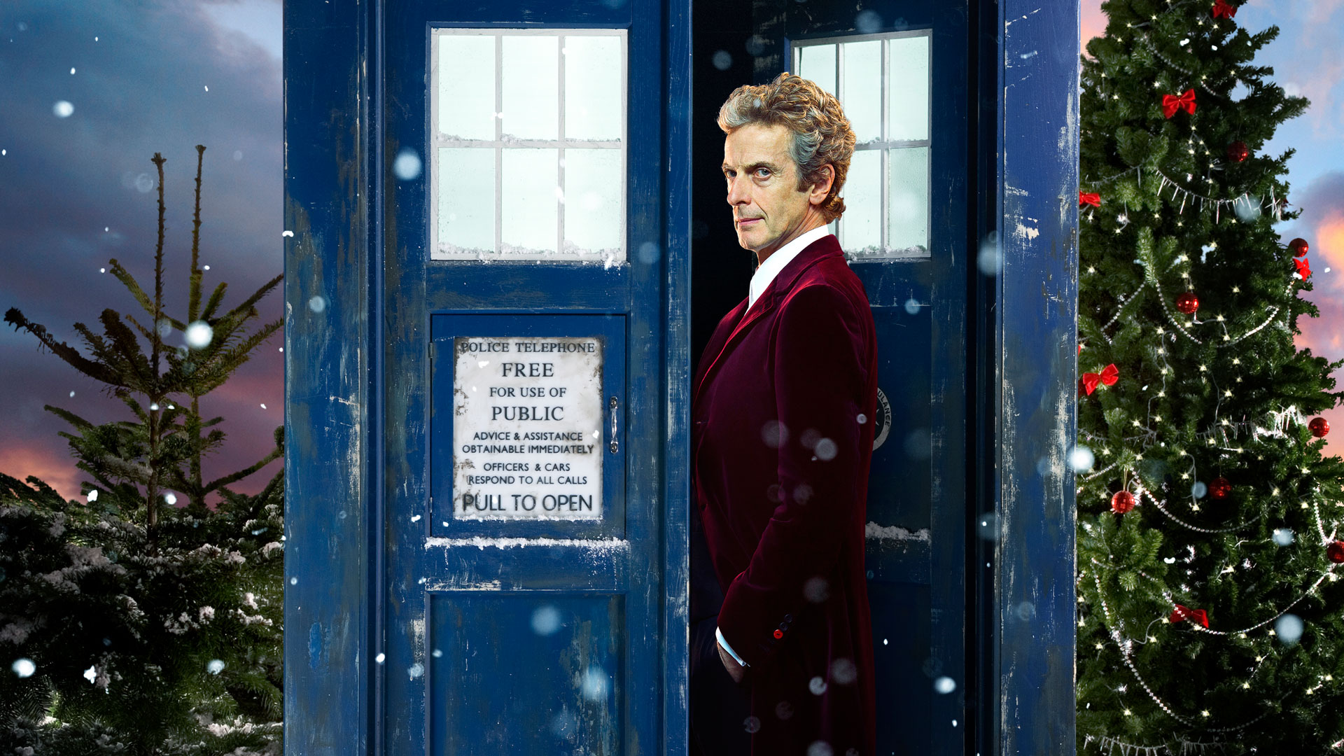 Doctor Who' Christmas Special Coming to U.S. Cinemas | Anglophenia ...