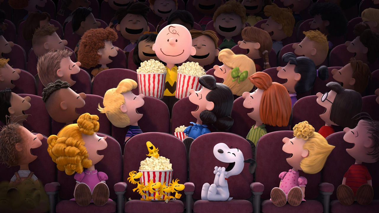 Charlie Brown and his friends are heading to the movies. (Warner Bros.)