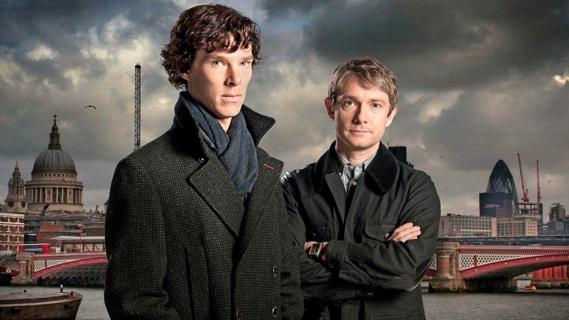 Where to Watch | Sherlock | BBC America