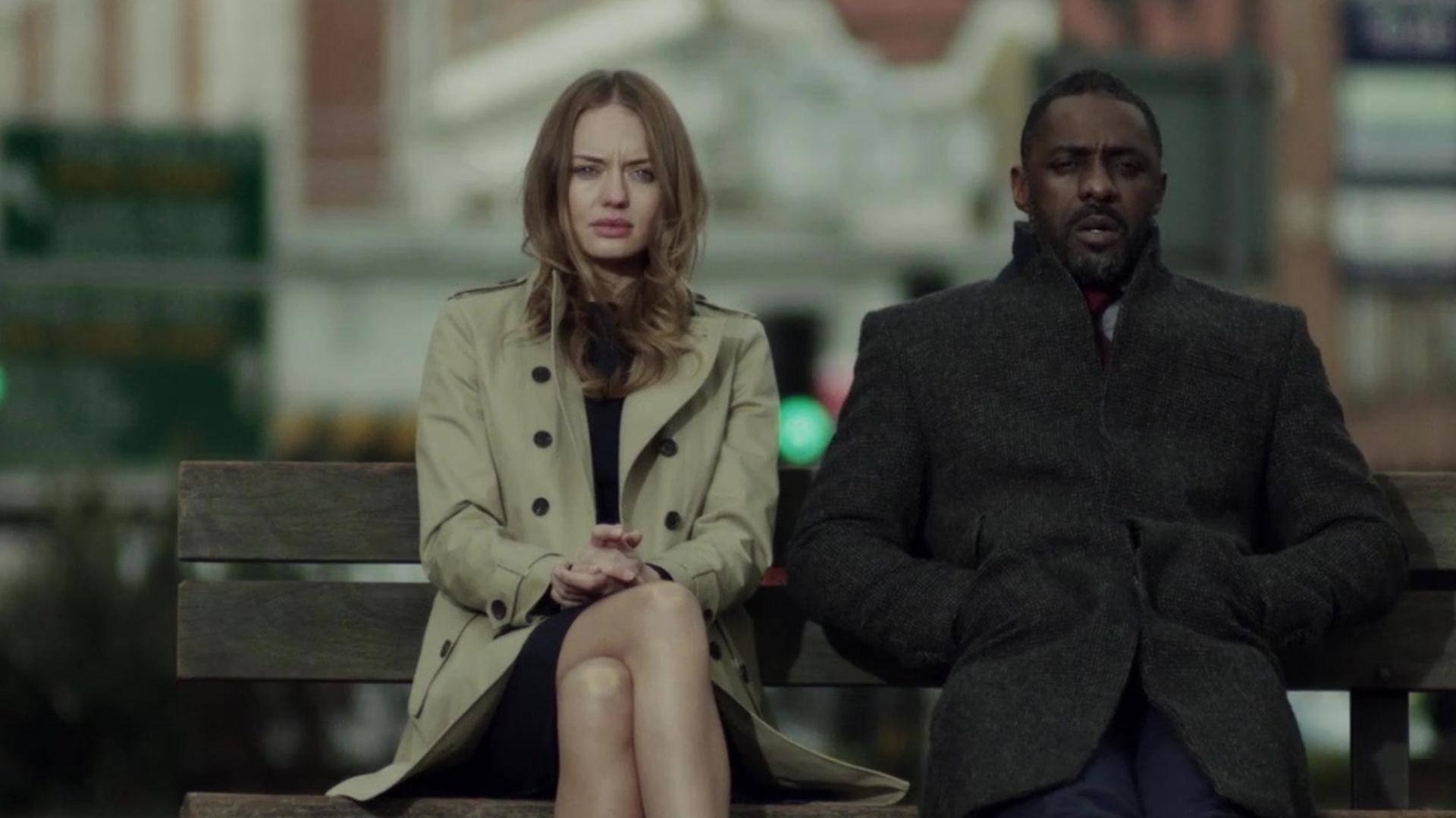 Rose Leslie on 'Luther' Set Atmosphere | Luther | BBC America