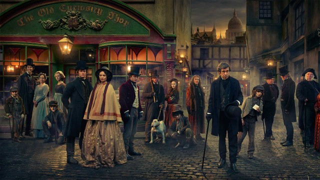'Dickensian' (Photo: BBC)