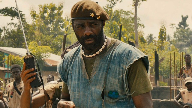 Idris Elba in 'Beasts of No Nation' (Photo: Netflix)