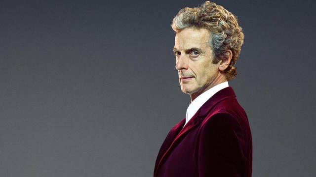Peter Capaldi in 'Doctor Who' (Photo: BBC)