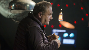 Michael Troughton - Doctor Who - 'Last Christmas' (Photo: BBC)