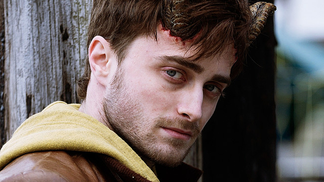 Daniel Radcliffe in 'Horns' (Photo: Dimension Films)