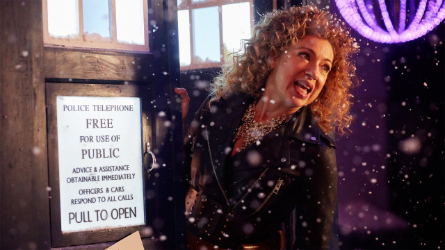 Doctor Who – 'The Husbands of River Song'  (Photo: BBC)