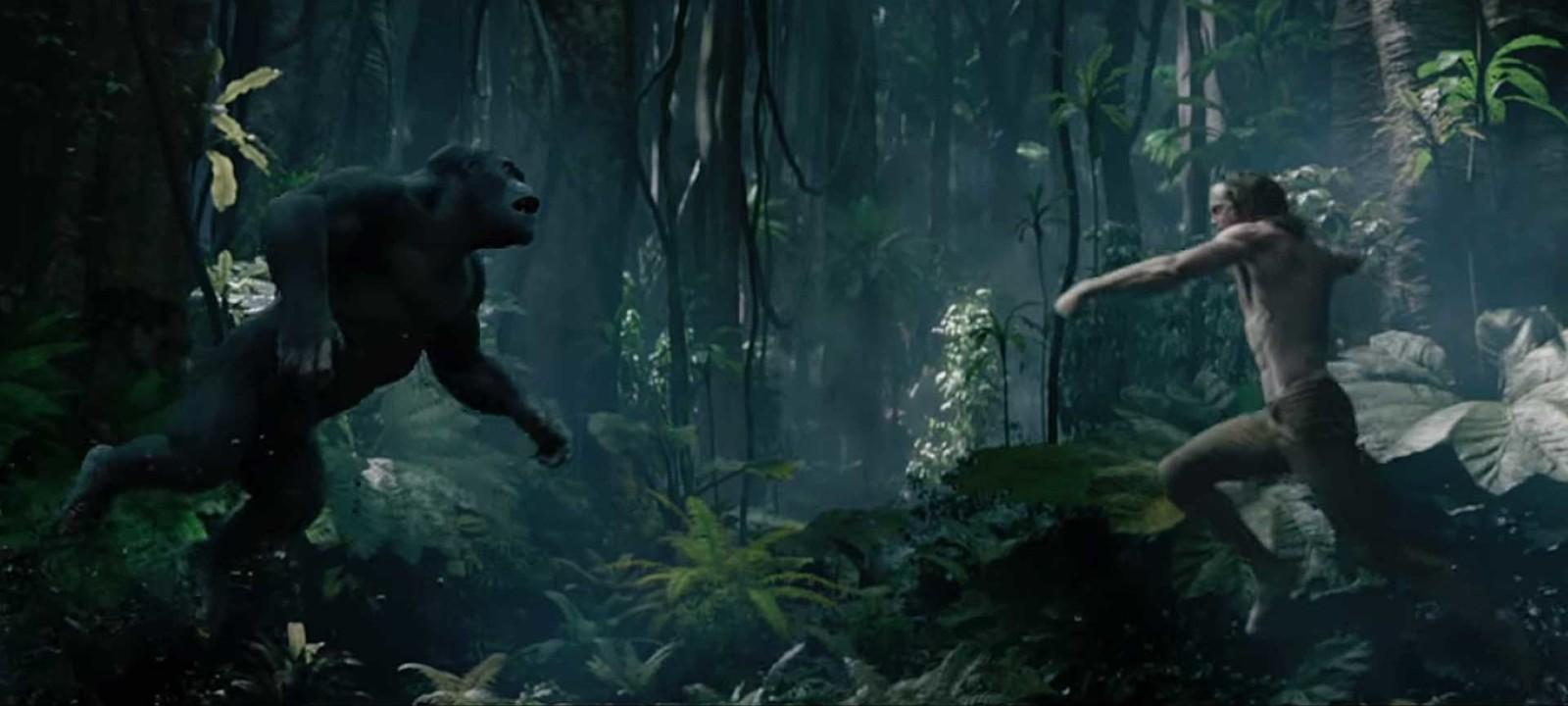 'The Legend of Tarzan' (Photo: Warner Bros)