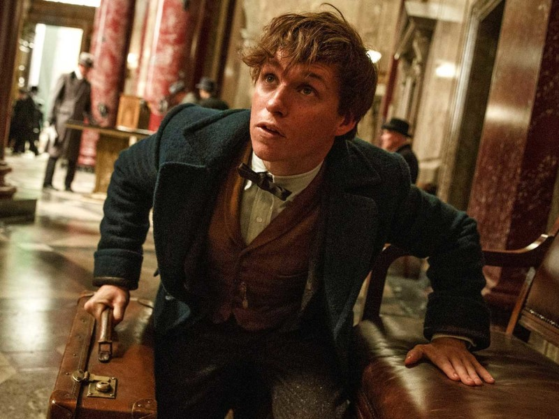 Online Watch Fantastic Beasts And Where To Find Them Movie 2016