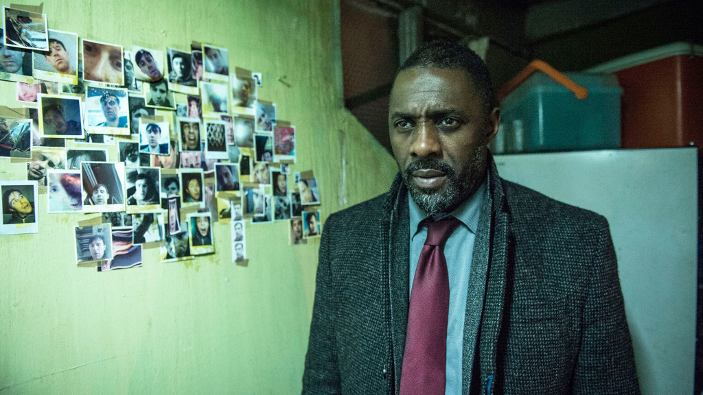Idris Elba in BBC AMERICA's 'Luther.' (Photo: BBC AMERICA)