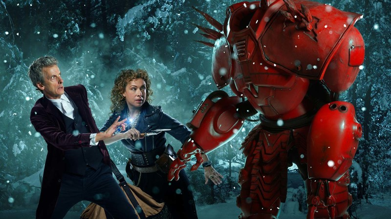 The Husbands of River Song | Doctor Who | BBC America