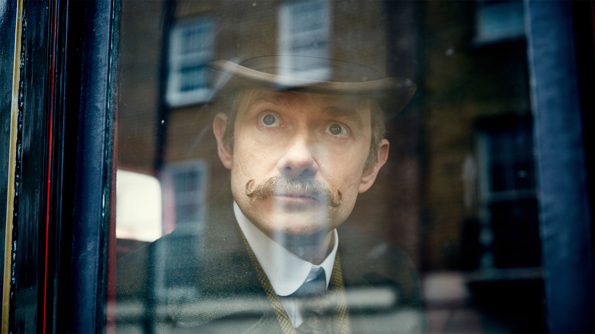 'Sherlock' - 'The Abominable Bride' (Photo: BBC)