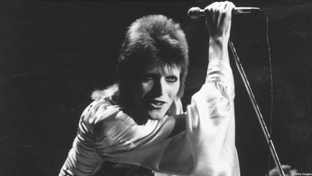 David Bowie (Photo: Steve Wood / Stringer / Getty Images)