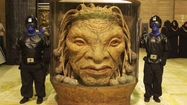 The Face of Boe (Photo: BBC)