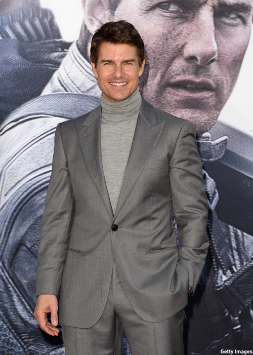 Tom Cruise (Photo: Getty Images)