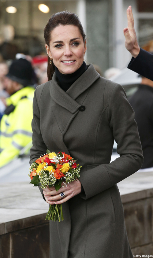Catherine, Duchess of Cambridge (Photo: Getty Images)