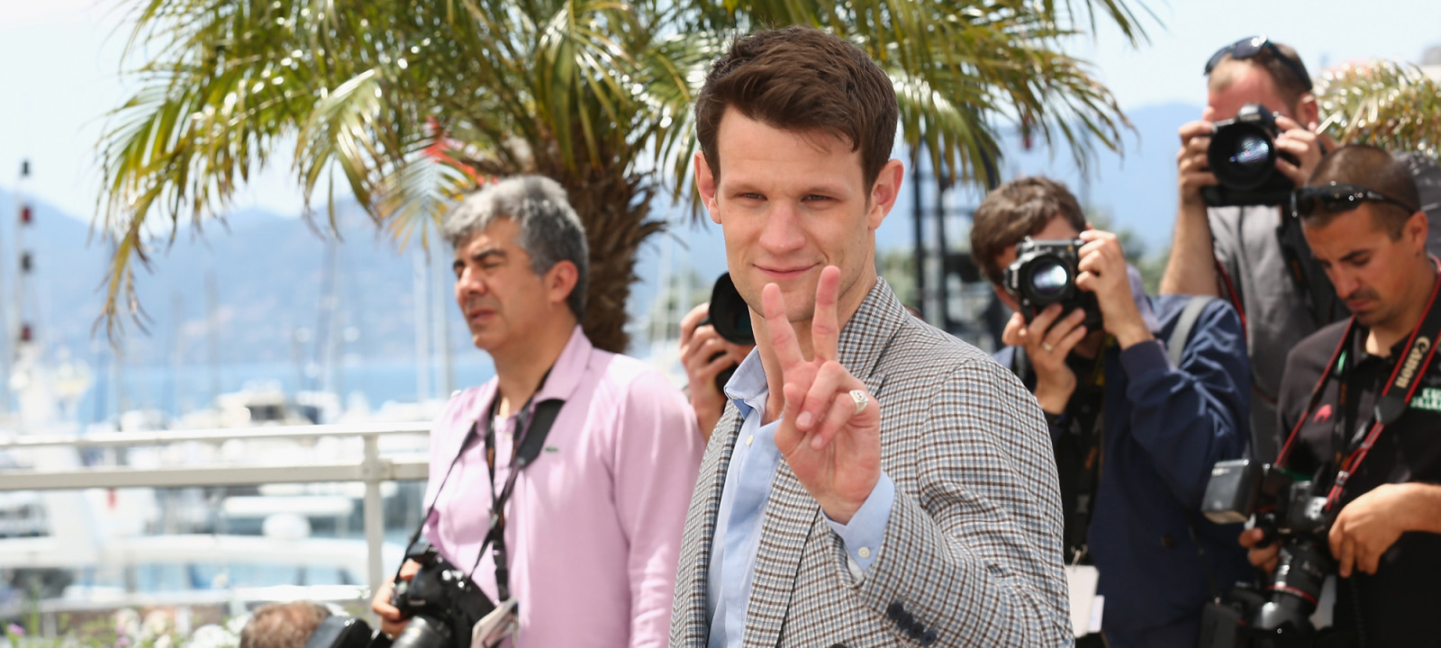 """""""Lost River"""" Photocall – The 67th Annual Cannes Film Festival"""