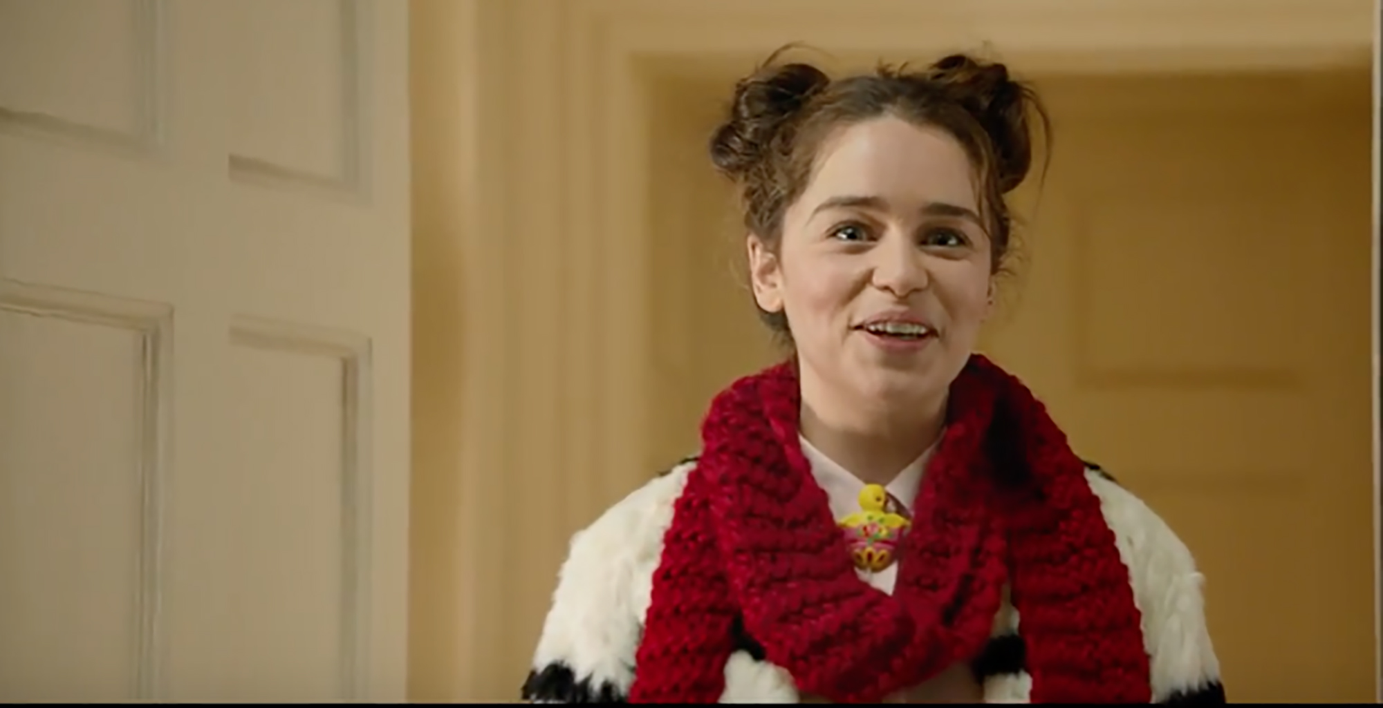 Watch Emilia Clarke Takes On Quirky Role In Me Before