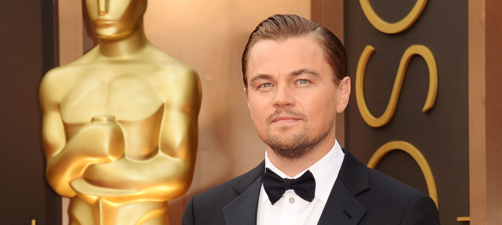 Leonardo DiCaprio attends the Oscars held at Hollywood & Highland Center on March 2, 2014 in Hollywood, California.