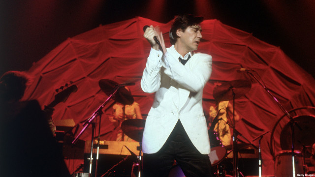 Bryan Ferry of Roxy Music (Photo: Keystone/Getty Images)