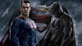 Ben Affleck and Henry Cavill star in Batman v Superman: Dawn of Justice.