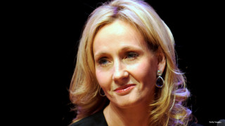 Author J.K. Rowling attends photocall ahead of her reading from 'The Casual Vacancy' at the Queen Elizabeth Hall on September 27, 2012 in London, England.