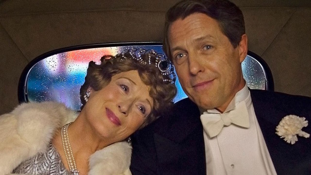 Meryl Streep and Hugh Grant star in Florence Foster Jenkins.