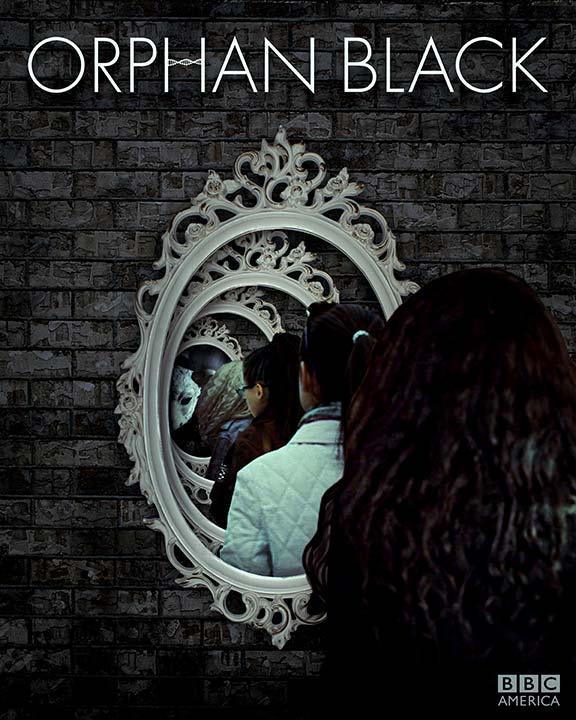 Orphan Black Poster Orphan Black Fan Art P...