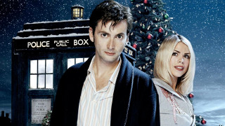 'The Christmas Invasion' (Photo: BBC)