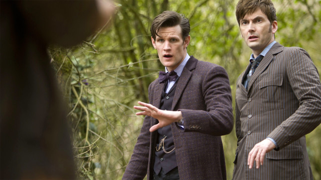 'The Day of the Doctor' (Photo: BBC)