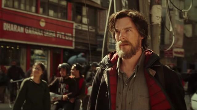 Benedict Cumberbatch stars in 'Doctor Strange'