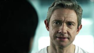 Martin Freeman in 'StartUp'