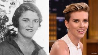 Zelda Fitzgerald and Scarlett Johansson