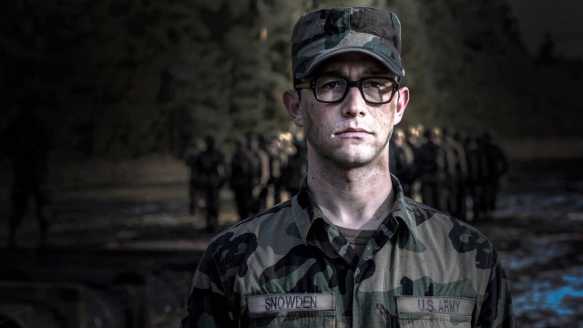 Joseph Gordon-Levitt as Edward Snowden in Oliver Stone's  'Snowden'