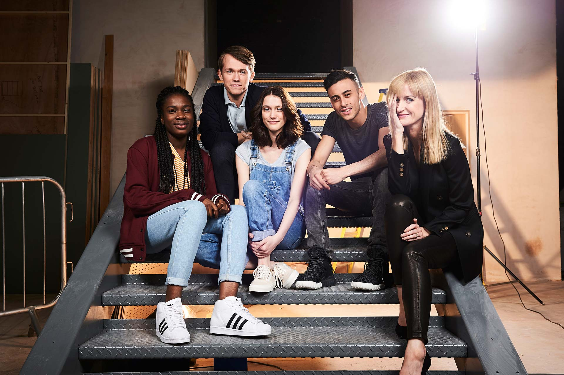 Doctor Who Spin-Off 'Class' Cast is Revealed | Anglophenia | BBC ...