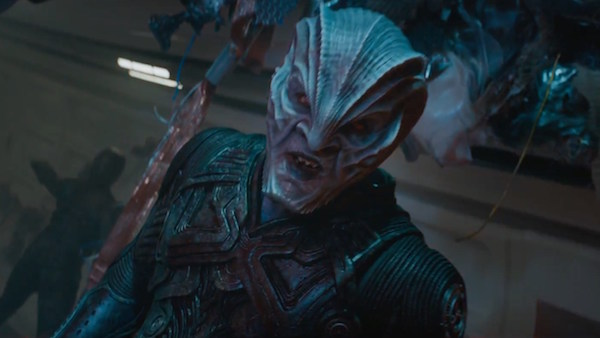 Idris Elba as Krall in 'Star Trek Beyond'