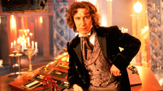Paul McGann as the Eighth Doctor (Photo: BBC)