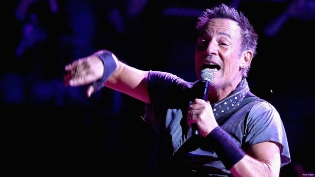 Bruce Springsteen In Concert – New York, New York