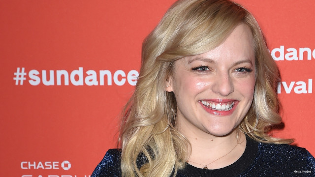 """Actress Elisabeth Moss attends the """"The Free World"""" Premiere during the 2016 Sundance Film Festival at Eccles Center Theatre on January 26, 2016 in Park City, Utah."""