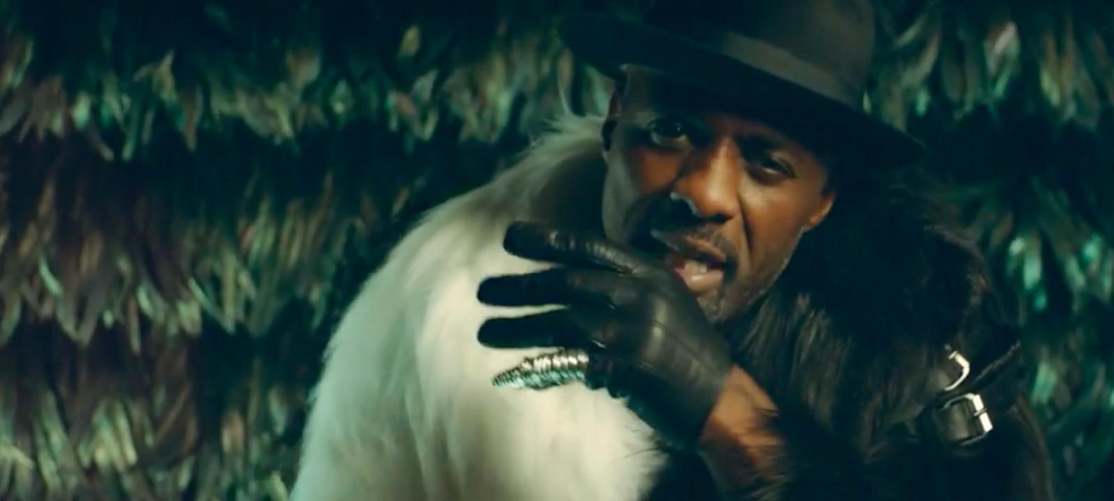 Idris Elba in video for Macklemore's 'Dance Off'