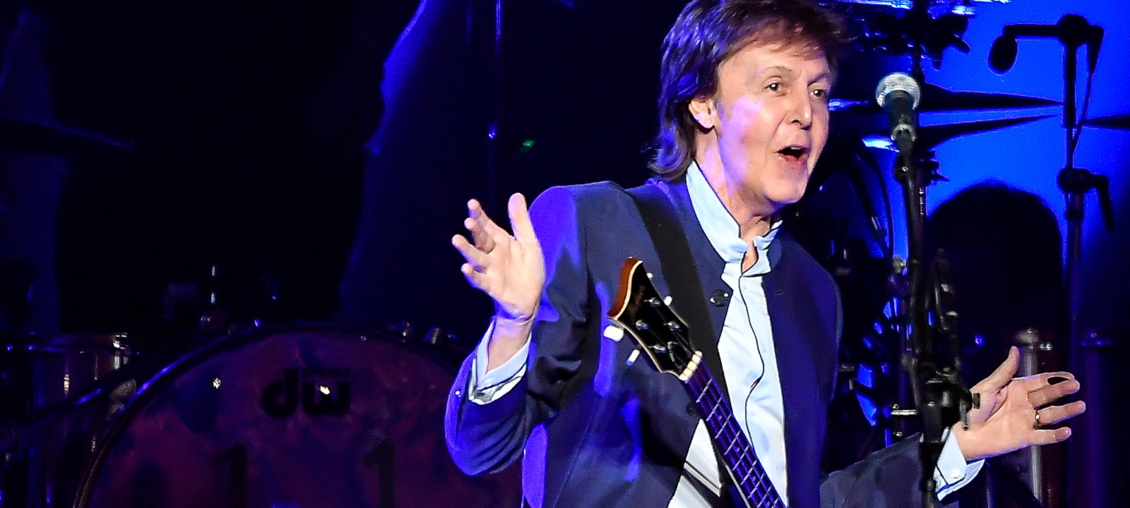 Paul McCartney Performs On Opening Night Of The One Tour At Save Mart Center