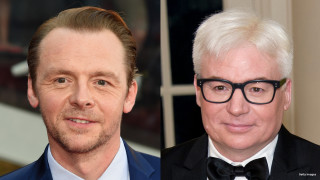 Simon Pegg and Mike Myers set to star in 'Terminal'