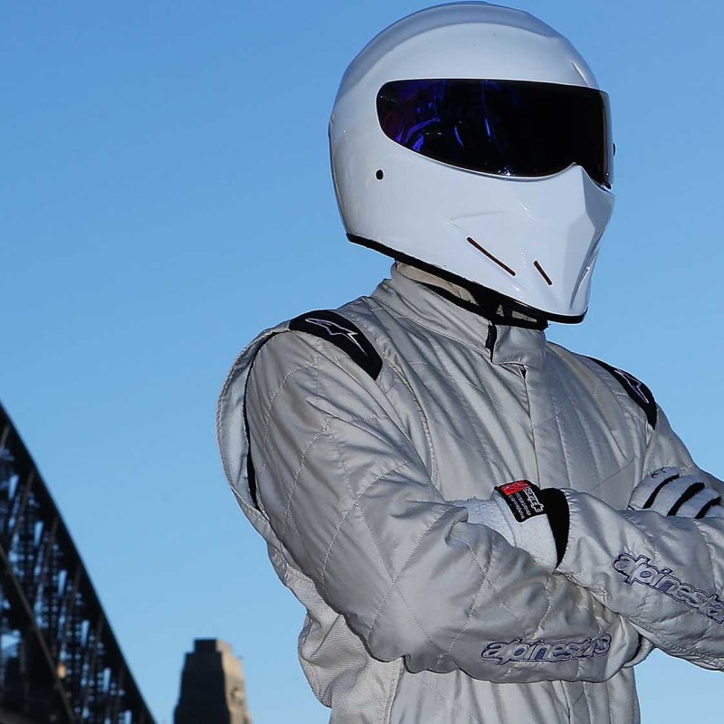 Top Gear Festival Sydney Photo Call
