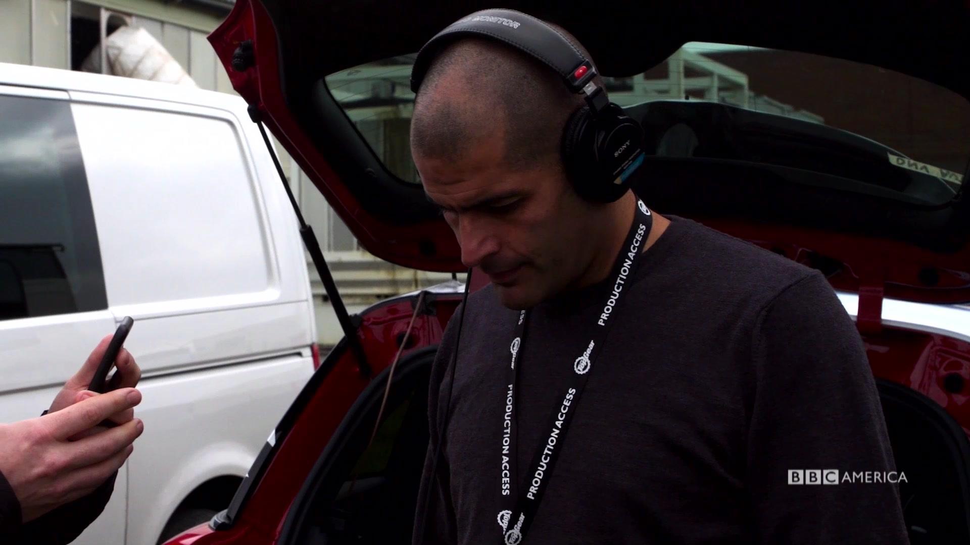Chris Harris Supercar Sounds Quiz Top Gear Bbc America